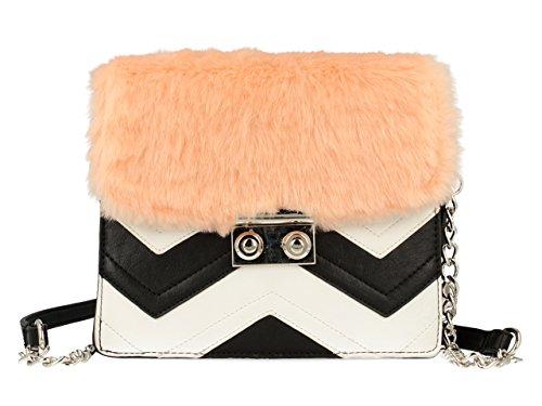 Multicolor handbag hair by Gioseppo Verschiedene Farben (Mehrfarbig)