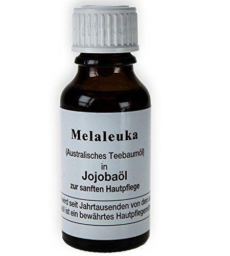 MELALEUKA in Jojoba Tropfen, 50 ml