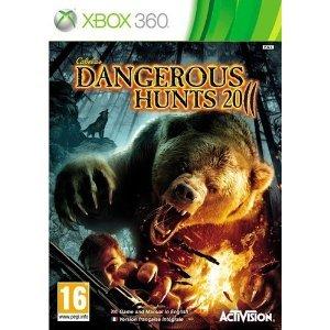 Cabela's Dangerous Hunts 2011 Microsoft XBox 360 Game UK PAL - Amazon Videogiochi