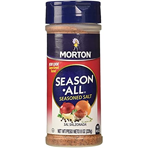 Morton Salt Season-All Seasoned Salt-8 oz