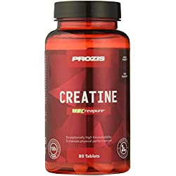 Prozis Creatine Creapure - 80 Tabletas