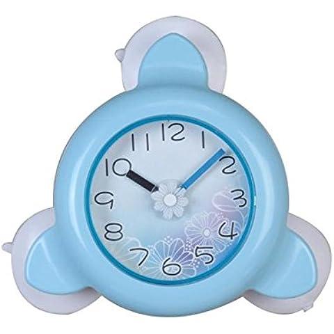 NAOZHONG Baño baño reloj aspiración campana creativo arte lindo relojes de la tirada , symphony