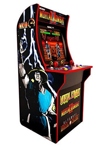 Tastemakers Arcade Mortal Kombat