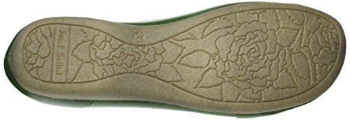 Josef Seibel Fiona 01, Scarpe stringate donna Verde (Grün (india))