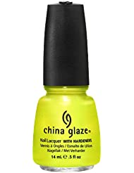 China Glaze Sonne verwöhnten Nagellack 14ml