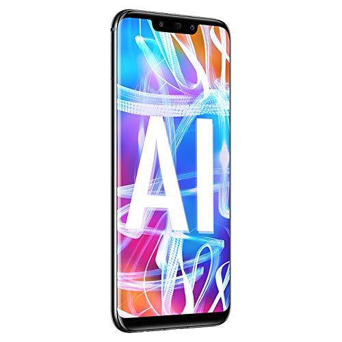 "Huawei Mate 20 Lite - Smartphone de 6.3"" (RAM de 4 GB, Memoria de 64 GB, cámara de 24+2 MP, Android 8.1) Color Negro"