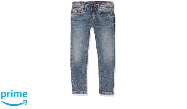 Tommy Hilfiger Scanton Slim Slmbst Jeans Bambino