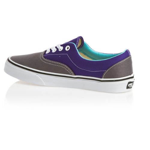 Vans  Era, baskets - skateboard mixte adulte Grey