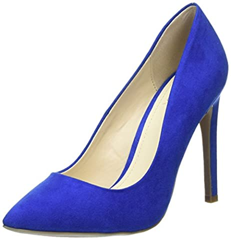 Another Pair of Shoes ParizK1, Damen Pumps, Blau (dark blue70), 38 EU (High Heels Pumps)