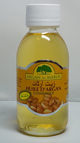 Aceite Argan 125 ml 100 % natural