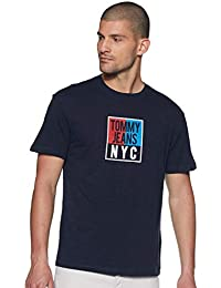 c84febb33731 Tommy Hilfiger Men s T-Shirts Online  Buy Tommy Hilfiger Men s T ...