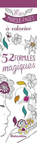 52 formules magiques