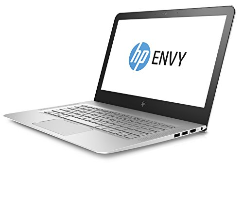 HP ENVY (13-ab002ng) 33,8 cm (13,3 Zoll / Full HD IPS) Notebook (Intel Core i5-7200U, 8 GB RAM, 256 GB SSD, Intel HD-Grafikkarte 620, Windows 10 Home 64) silber