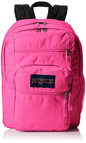 Jansport Big Student Ultra Pink (Frauen Jansport Rucksack)
