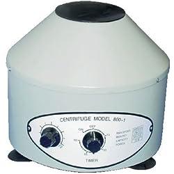 Nouvelle Centrifugeuse électrique 220v Pour Laboratoire Médicale PharmacieMinuteur 4000 rpm 20 ml x 6 testeur sang,urine