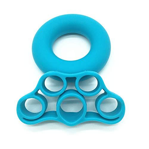 AOTUO Fortalecedor empuñadura estirador Dedos: Entrenamiento