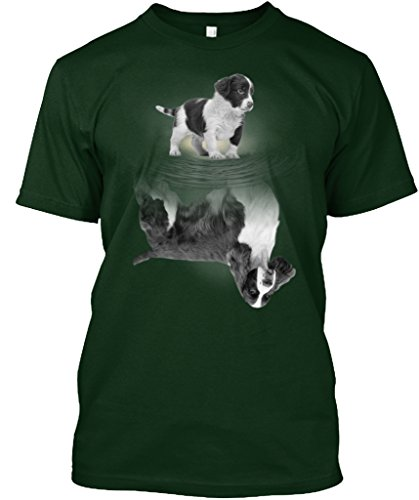 teespring Novelty Slogan T-Shirt - English Springer Spaniel