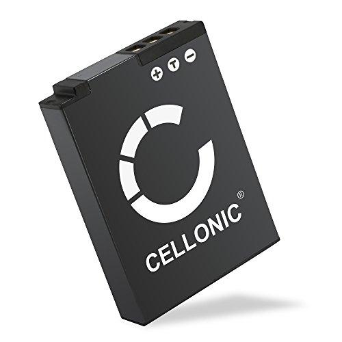 Cellonic Batteria per Nikon CoolPix A1000 A900 W300 S9900 S9700 S9500 S9300 S9100 S8200 S6300 S6200 S31 AW130 AW120 AW100 B600 Keymission 170 360 EN-EL12 1000mAh Accu Ricambio Sostituzione