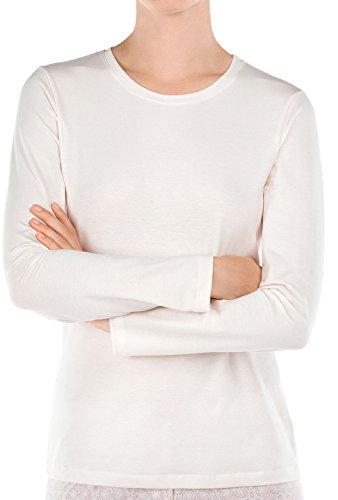 Calida Damen Schlafanzugoberteil Favourites Top Langarm/ 3/4 Arm Fandango Pink