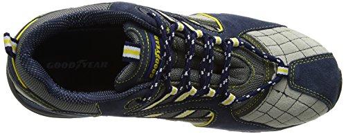 Goodyear G1382400, Chaussures de Sécurité Unisexe Adulte Bleu - Bleu (Bleu)
