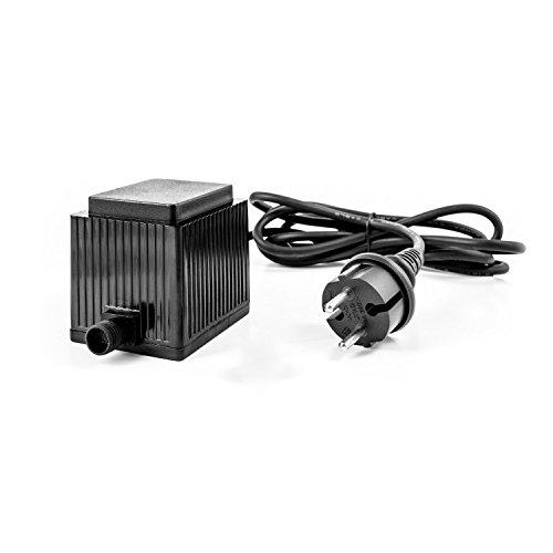 230V auf 12V Transformator für CLGarden plug&light System und vergleichbare 12 Volt AC IP44 Stecksysteme. System Ac Adapter