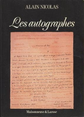 Alain Nicolas - Les