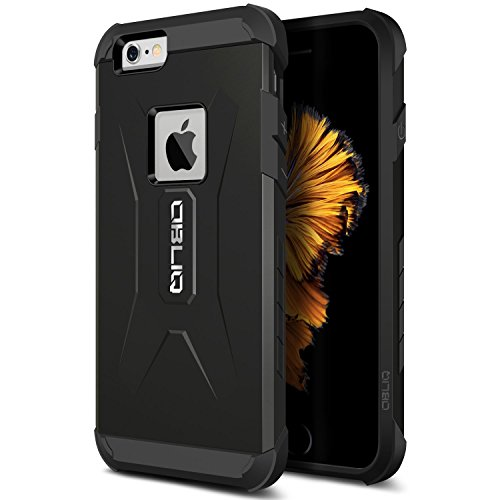 Obliq OBIP6-XTP02 Xtreme Pro Case für Apple iPhone 6/6S gun metal Schwarz
