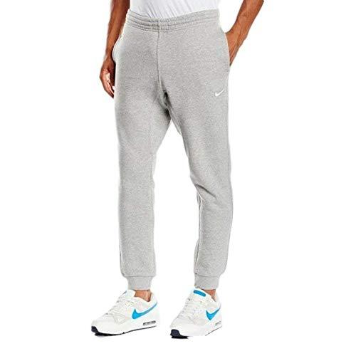 Nike Nike Club Flc Tpr Cff Pt-Nfs - dk grey heather/white, Größe:M