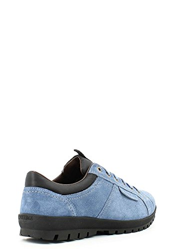 Lumberjack SM03105 002 M94 Chaussures lacets Man Jeans/nero