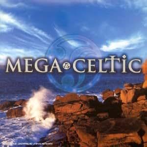 Coffret 4 CD : Mega Celtic
