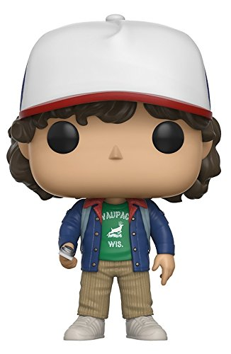 FunKo POP! Vinilo Colección Stranger Things - Figura Dustin (13323)