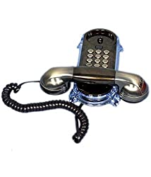 Orpio Oriental KX T-777 Antique Corded Landline Phone-Bronze