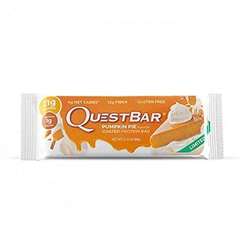 QUEST NUTRITION Quest Bar 12 barrette da 60 g - Chocolate Chip Cookie Dough