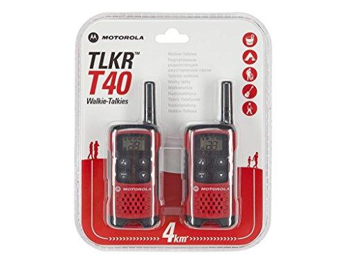 Zoom IMG-3 motorola tlkr t40 ricetrasmittente pmr