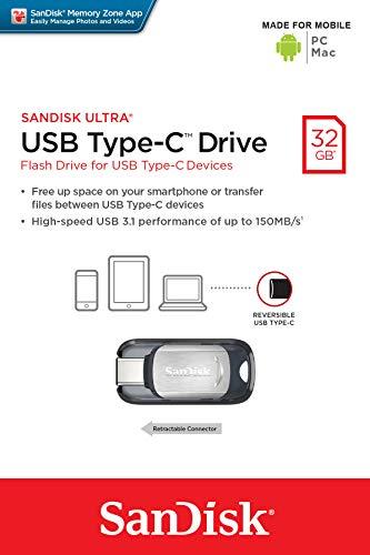 SanDisk Ultra USB 3.0 32GB Pen Drive (Silver)