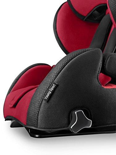 Recaro Young Sport Hero Group 123 Car Seat – Ruby