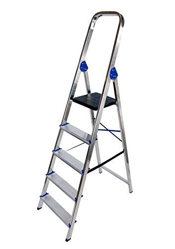 Escalera aluminio de segunda mano solo quedan 3 al 70 for Escalera de cocina plegable