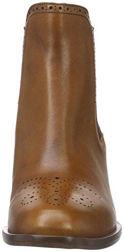 Lottusse S8802, Bottines non doublées femme Beige - Beige (dakar Cuero)