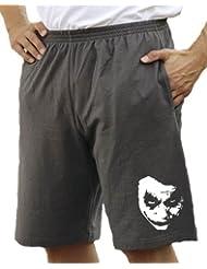 Touchlines Bermuda Heath Ledger - dark - Pantalones cortos, Dark Grey, XX-Large