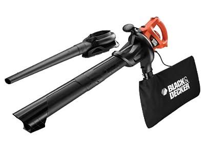 Black & Decker Laubsauger Gebläse Laubhäcksler GW 2200
