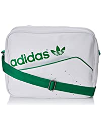 adidas Airliner Perf Bag White Green