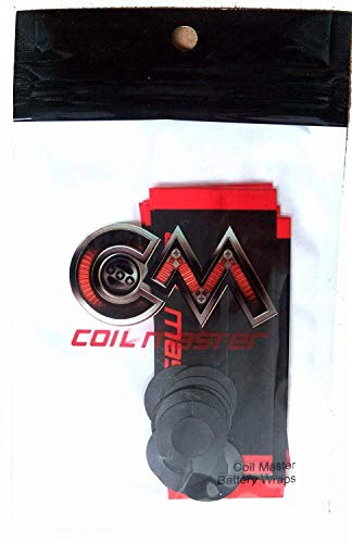 Coil Maste 18650100% authentische vorgeschnittene Bateriehülse, 29mm -