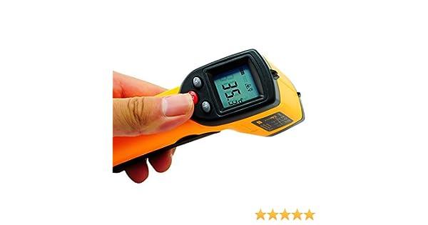 Denshine berührungsloses ir infrarot digital thermometer mit laser