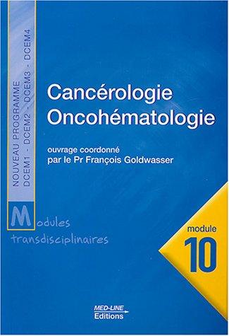 Cancérologie oncohématologie