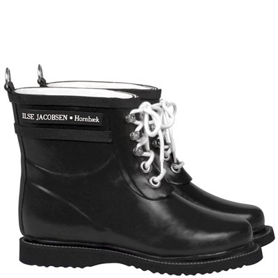 Ilse Jacobsen Wellies Short Black 38