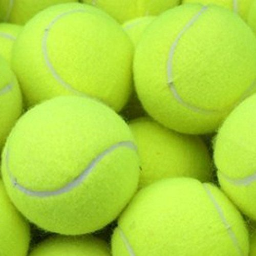 Loose Tennis Balls (6 Balls) by Generic