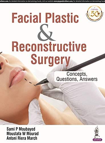 Facial Plastic & Reconstructive Surgery Concepts, Questions, Answers