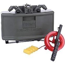 BOROK Induction Infrarouge Télécommande Water Beads Bomb Grenade Launcher Jouet pour Les Jeux Nerf CS Airsoft