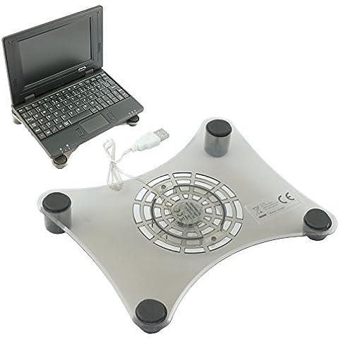 USB Laptop Cooler Pad–Para reducción de calor paquete de 1 unidad