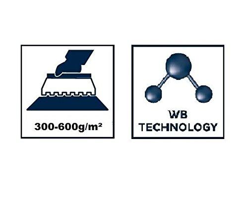 Bostik Fiber Force faserhaltiger Multiklebstoff Dispersionsklebstoff 13.0kg Eimer